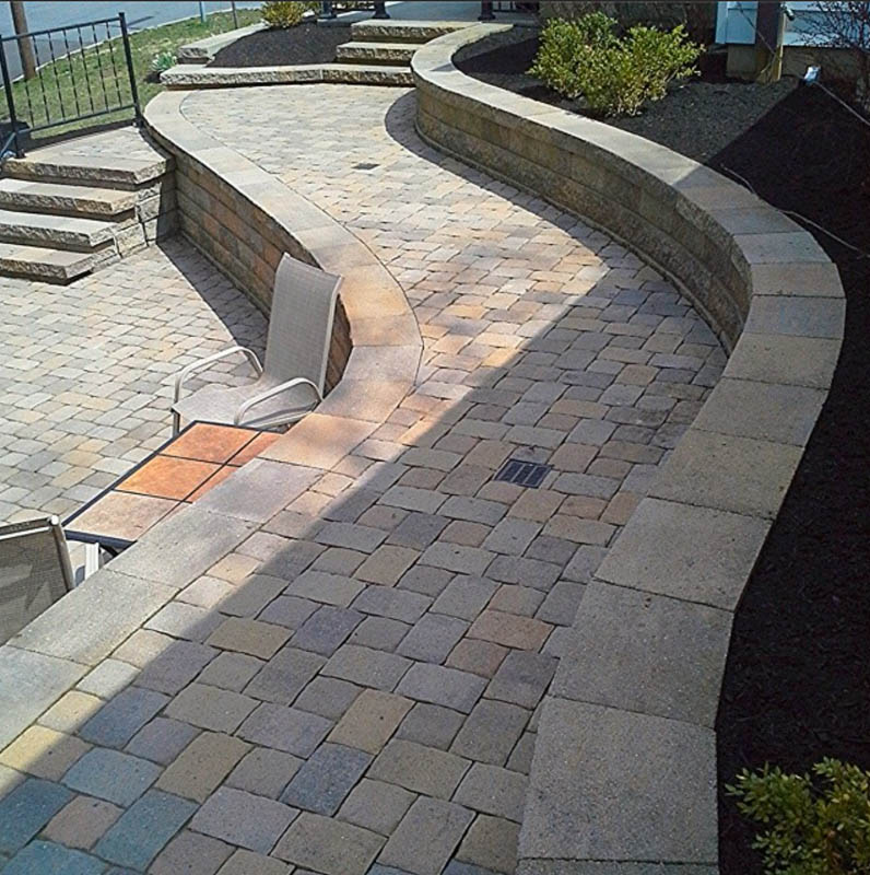 Retaining Walls Decorative And Structural Lancaster Ohio
